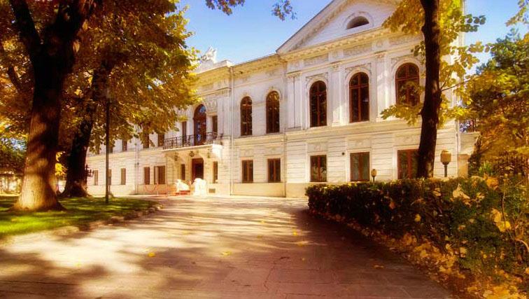 Palacio Ghika