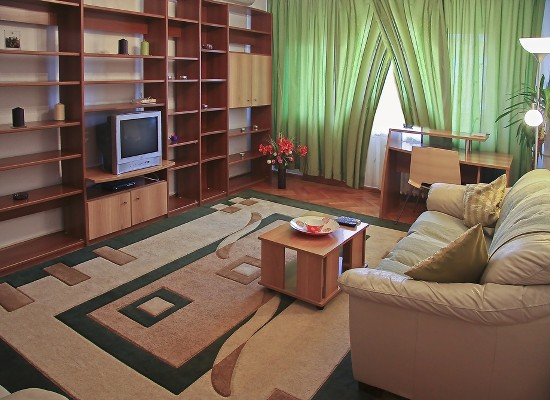 Apartment one bedroom area Dorobanti Bucharest, Romania - BELLER 8 - Picture 1