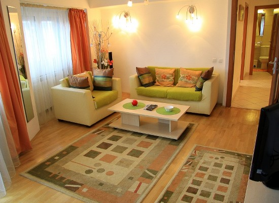 Apartment two bedrooms area Romana Bucharest, Romania - CASATA 4 - Picture 1