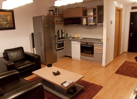 Apartment one bedroom area Dorobanti Bucharest, Romania - DOROBANTI 12 - Picture 1