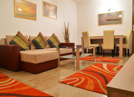 Apartment one bedroom area Dorobanti Bucharest, Romania - DOROBANTI 15 - Picture 1