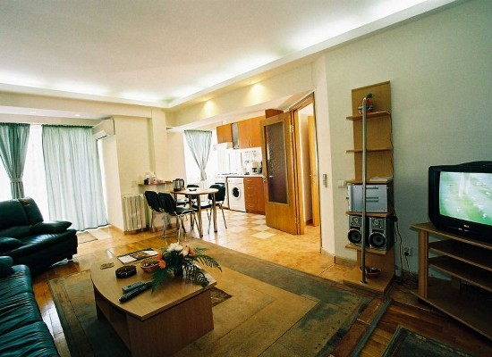 Apartment one bedroom area Dorobanti Bucharest, Romania - DOROBANTI 7 - Picture 1