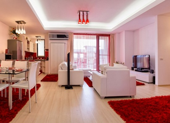 Apartment three bedrooms area Aviatiei Bucharest, Romania - HERASTRAU 1 - Picture 1