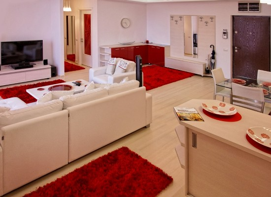 Apartment three bedrooms area Aviatiei Bucharest, Romania - HERASTRAU 1 - Picture 4