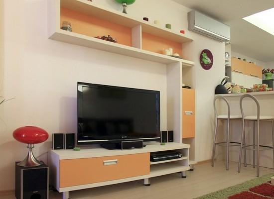 Apartament doua camere zona Aviatiei București, România - HERASTRAU 2 - Imagine 1