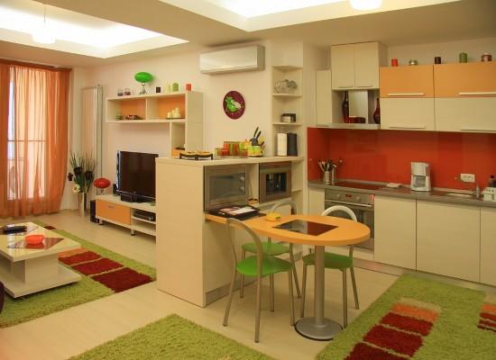 Apartament doua camere zona Aviatiei București, România - HERASTRAU 2 - Imagine 4