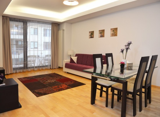Apartment one bedroom area Aviatiei Bucharest, Romania - HERASTRAU 6 - Picture 1