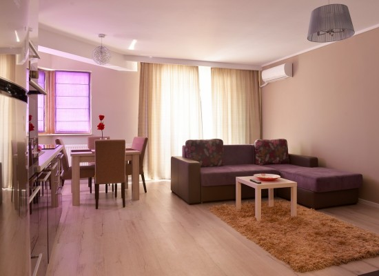 Apartment two bedrooms area Aviatiei Bucharest, Romania - NORDULUI 4 - Picture 1