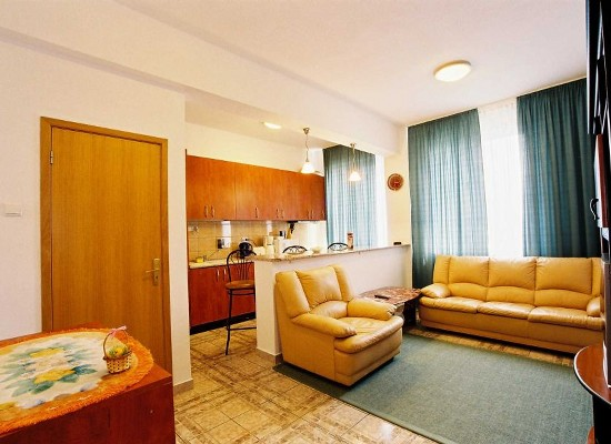 Apartment one bedroom area Romana Bucharest, Romania - PATRIA 1 - Picture 1