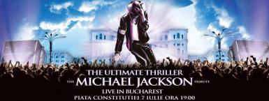 Michael Jackson Tribute - 7 July 2016