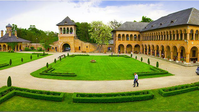 Palais Mogosoaia