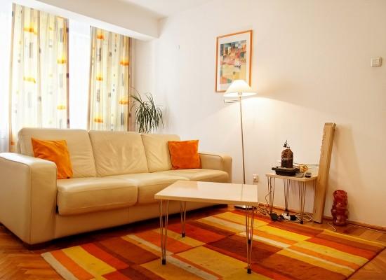 Apartamento tres habitaciones área Victoriei Bucarest, Rumania - AMZEI 2 - Imagen 4
