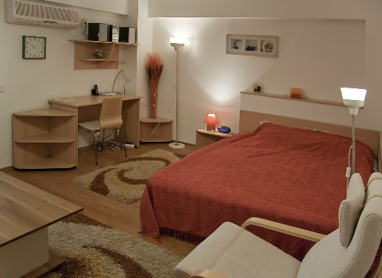 Apartamento estudio área Baneasa Bucarest, Rumania - BANEASA STUDIO - Imagen 2
