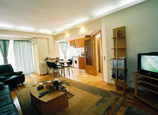 Apartamento dos habitaciones área Dorobanti Bucarest, Rumania - DOROBANTI 7 - Imagen 1