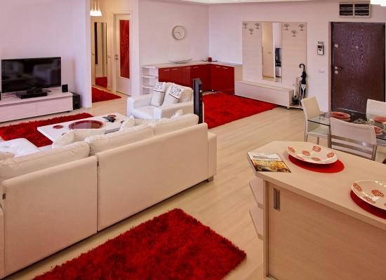 Apartamento cuatro habitaciones área Aviatiei Bucarest, Rumania - HERASTRAU 1 - Imagen 4